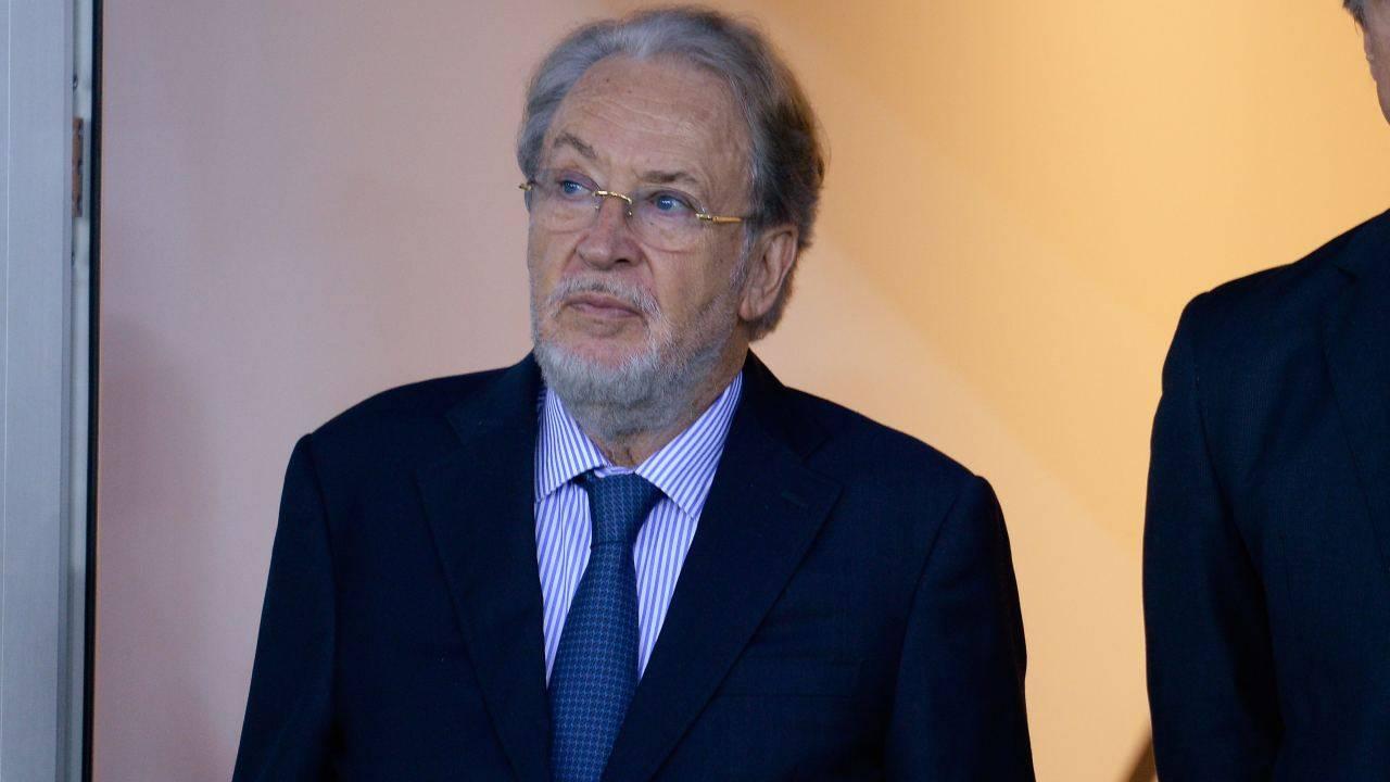 Gianpaolo Pozzo inquadrato
