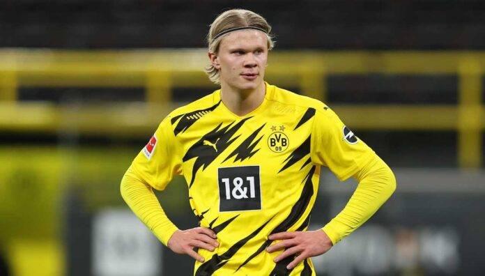 Haaland Borussia Dortmund Juventus