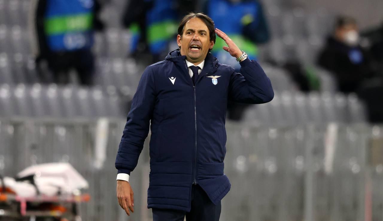 Padre Inzaghi Lazio Lotito Napoli