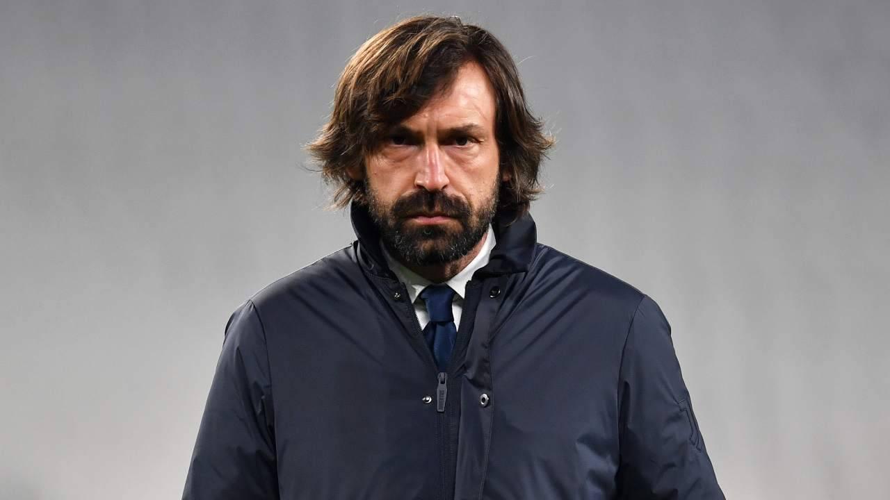 Juventus Briatore Pirlo Allegri