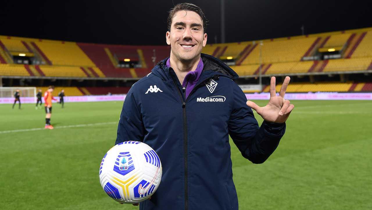 Vlahovic Fiorentina Fantacalcio