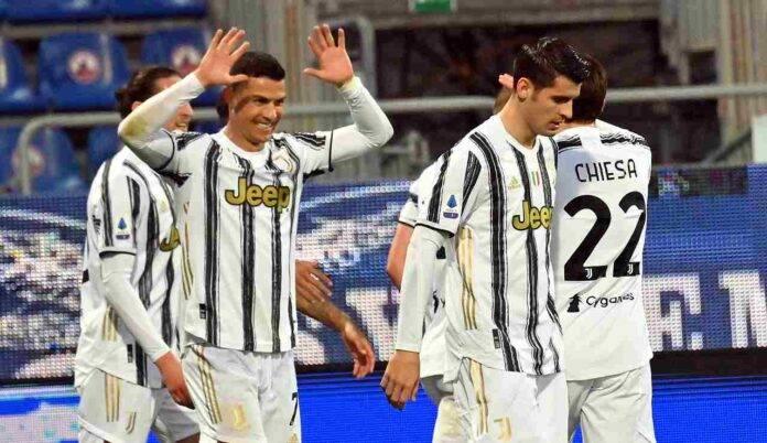 Esultanza Cristiano Ronaldo