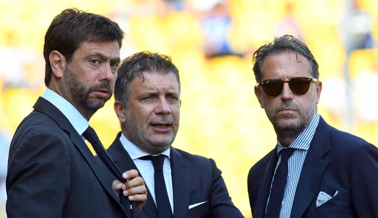 Juve-Napoli arriva tardi: Andrea Agnelli ha già fallito ...