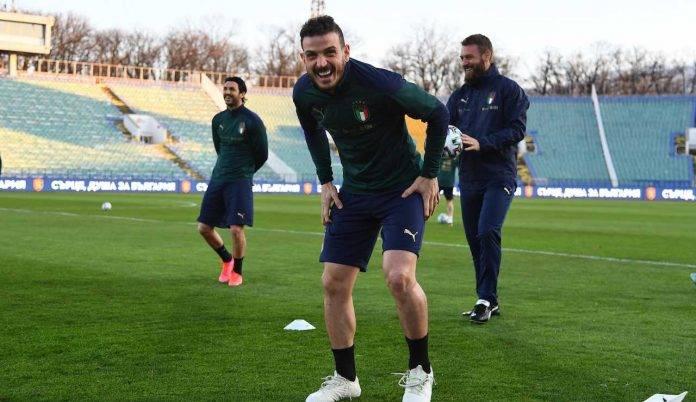 Florenzi Inter Conte Paris Saint Germain