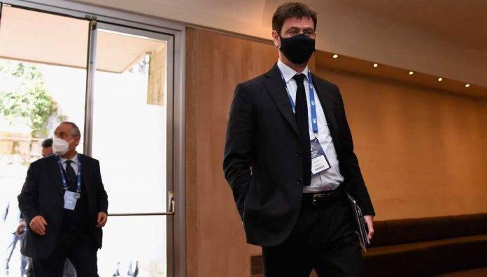 Agnelli Nasi Juventus Elkann