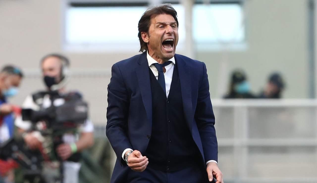 Antonio Conte grida