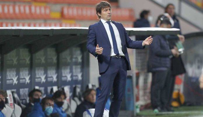 Antonio Conte sorpreso