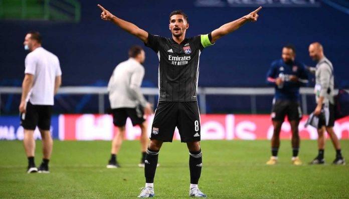 Aouar Lione Juventus Paratici