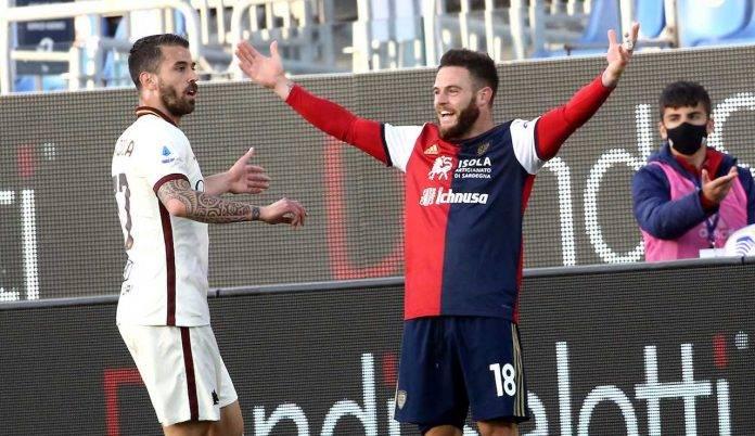 Roma Europa League centrifuga