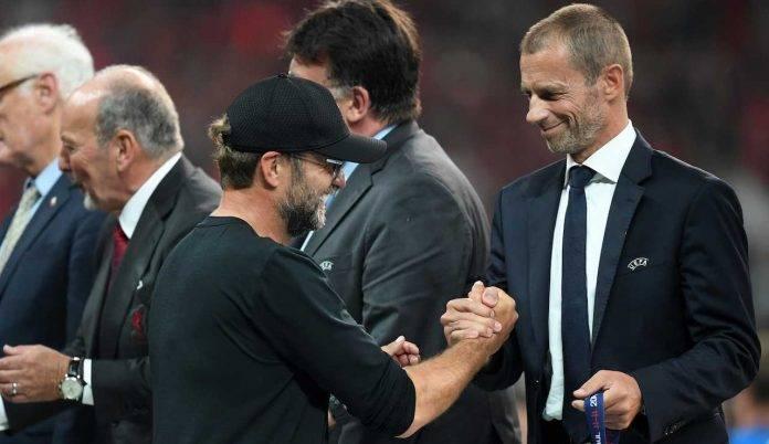 Ceferin Uefa dialogo