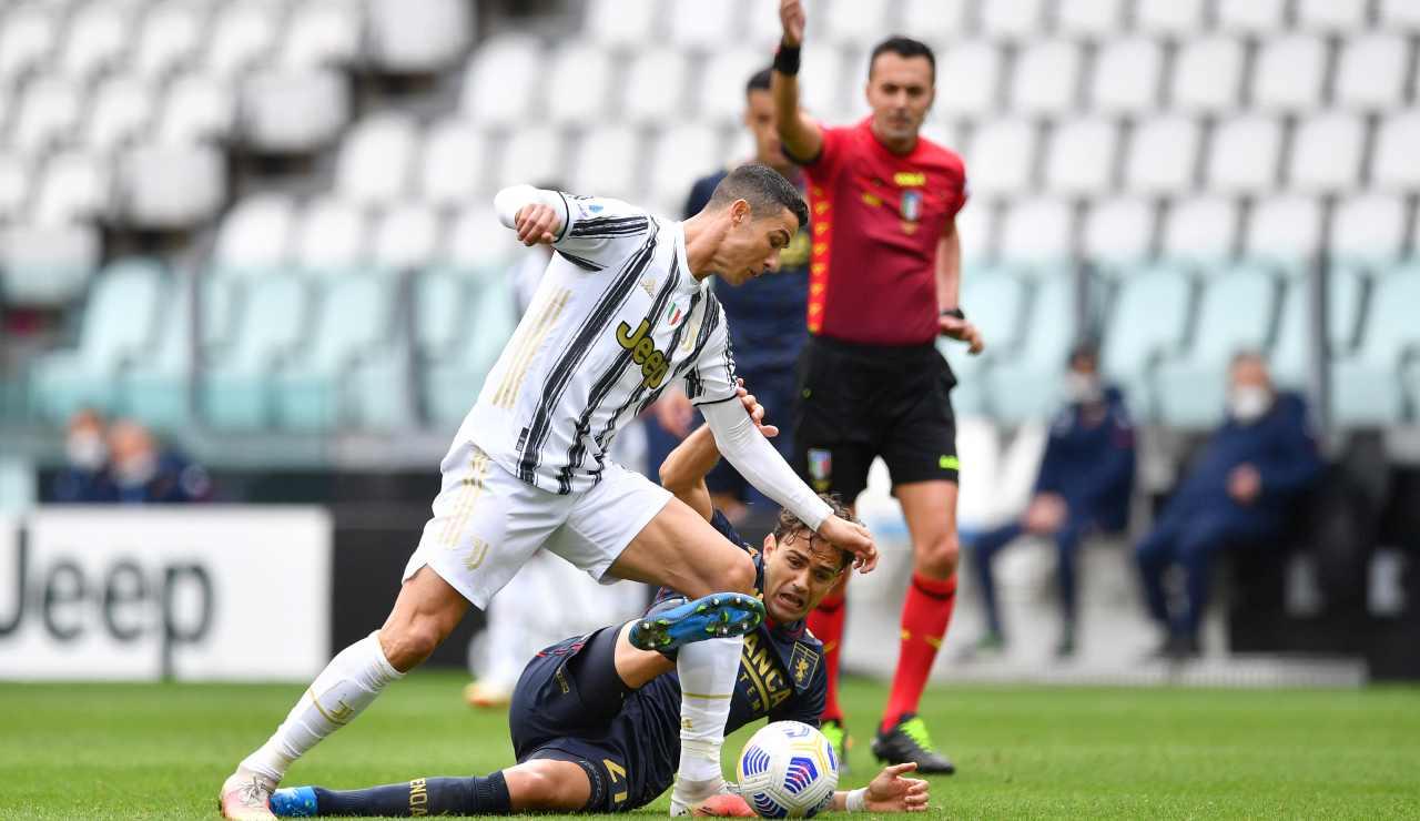 Juventus Allegri Agnelli Ronaldo