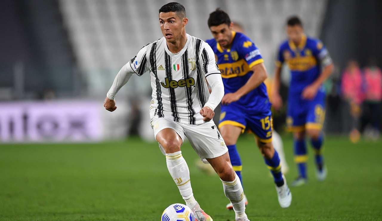 Juventus Ronaldo Manchester United