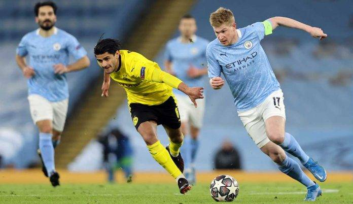 De Bruyne Manchester City rinnovo