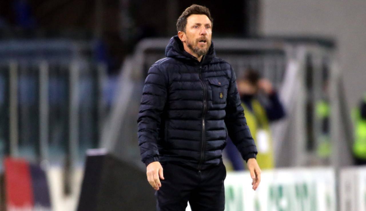 Cagliari Giulini esonero Di Francesco