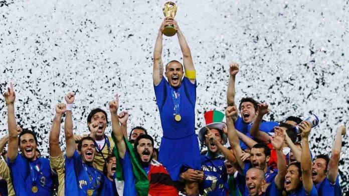 Inter Cannavaro ritiro 2004