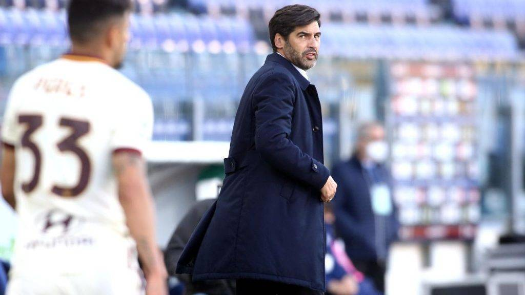 Paulo Fonseca si appresta a lasciare la Roma
