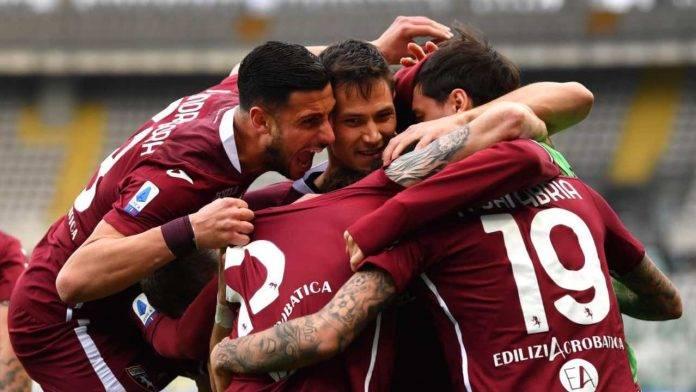 Esultanza Torino