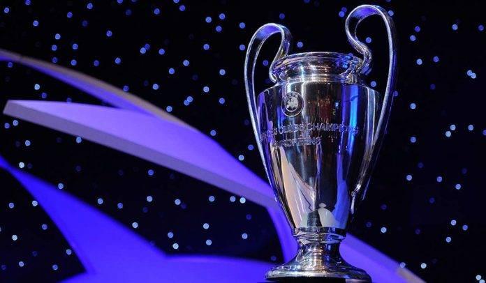 Il trofeo Champions League