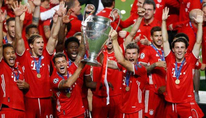 Bayern Champions 2020