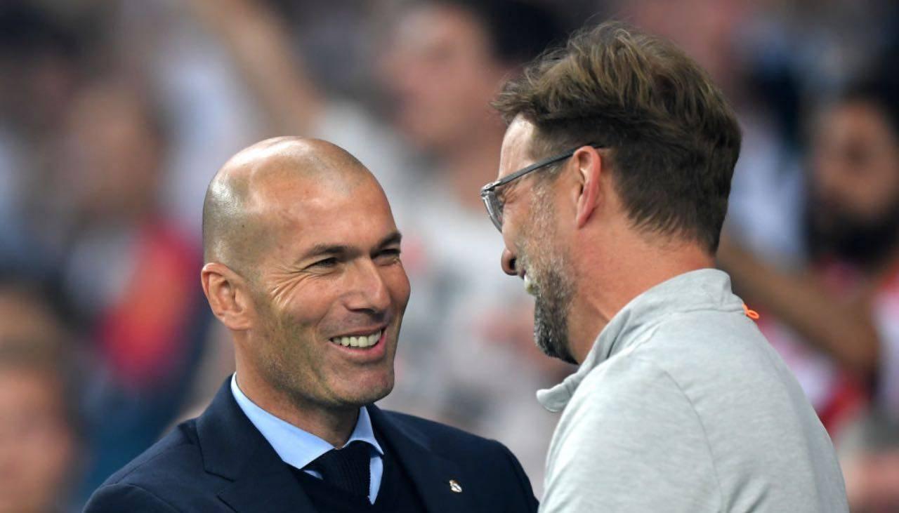 Zidane Klopp
