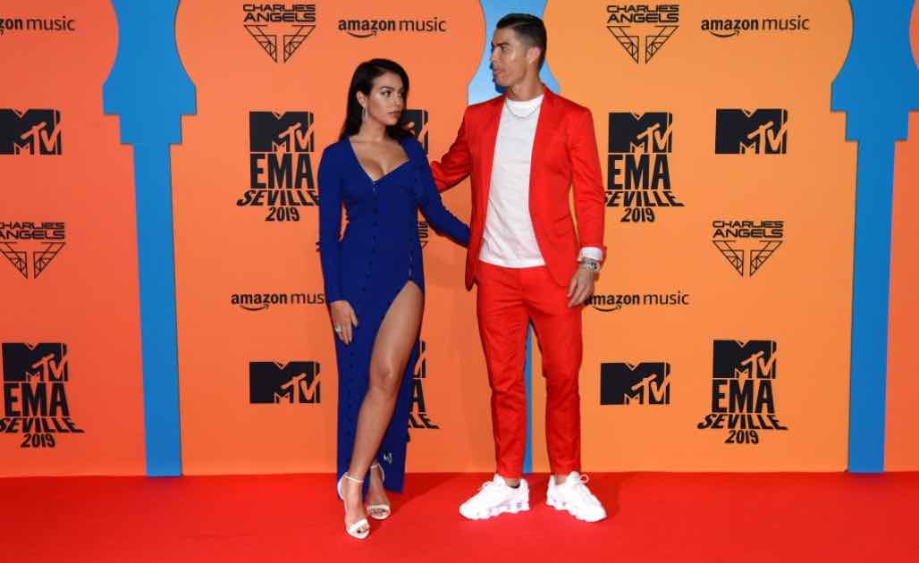 Cristiano Ronaldo e Georgia Rodriguez