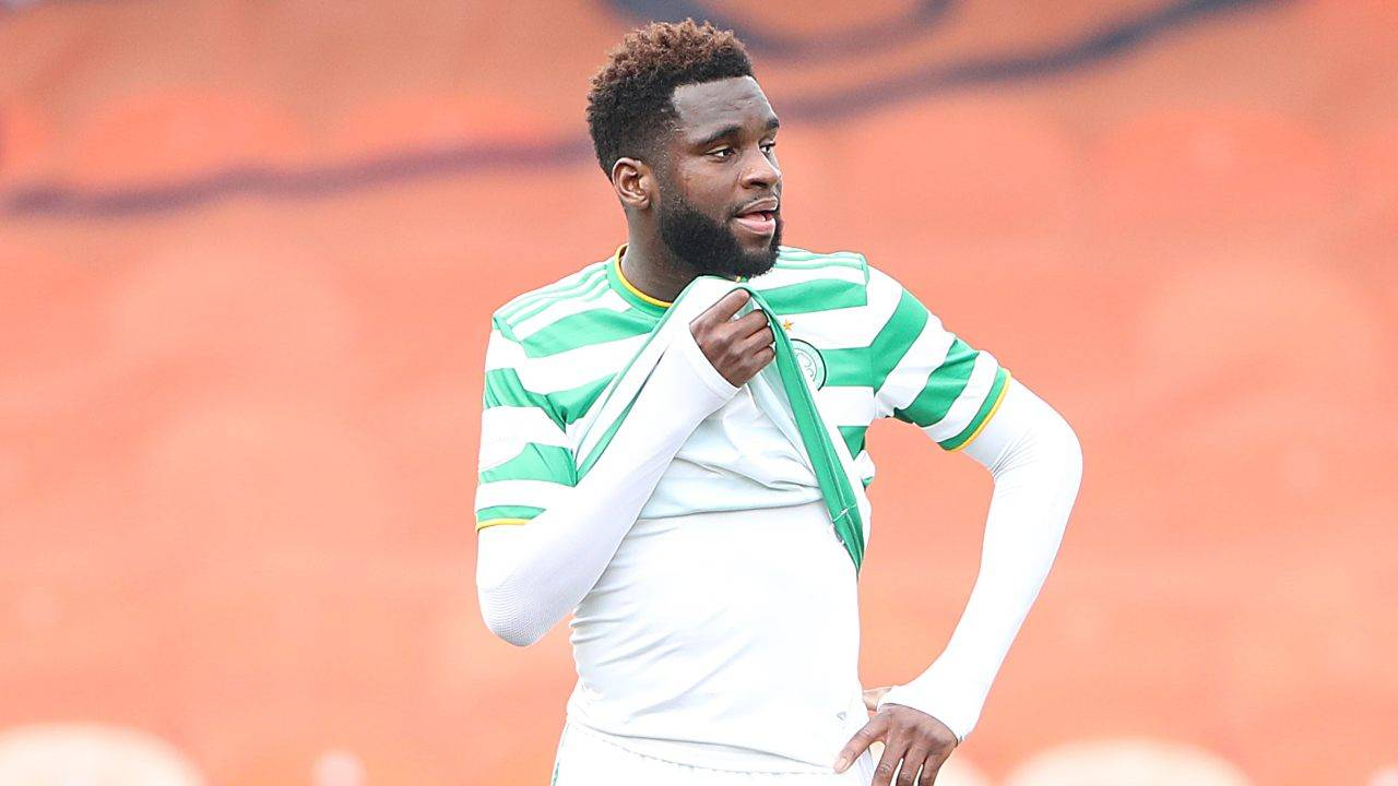 Odsonne Edouard in campo