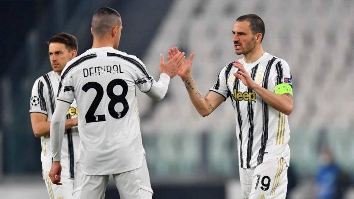 Demiral e Bonucci
