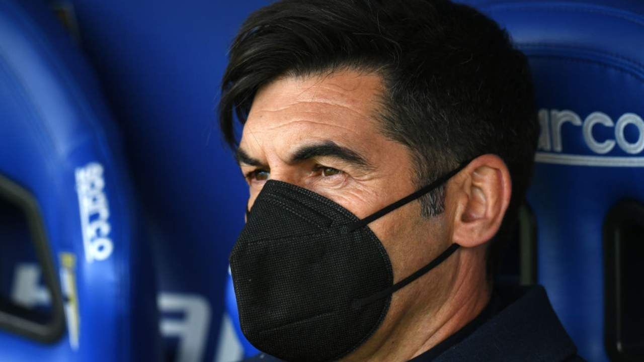 Fonseca con mascherina