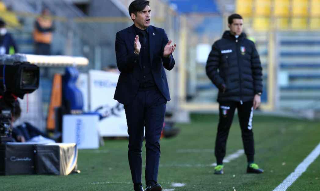 Fonseca motiva la Roma dalla panchina