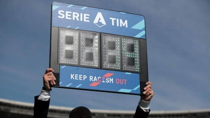 Tabellone Serie A cambi