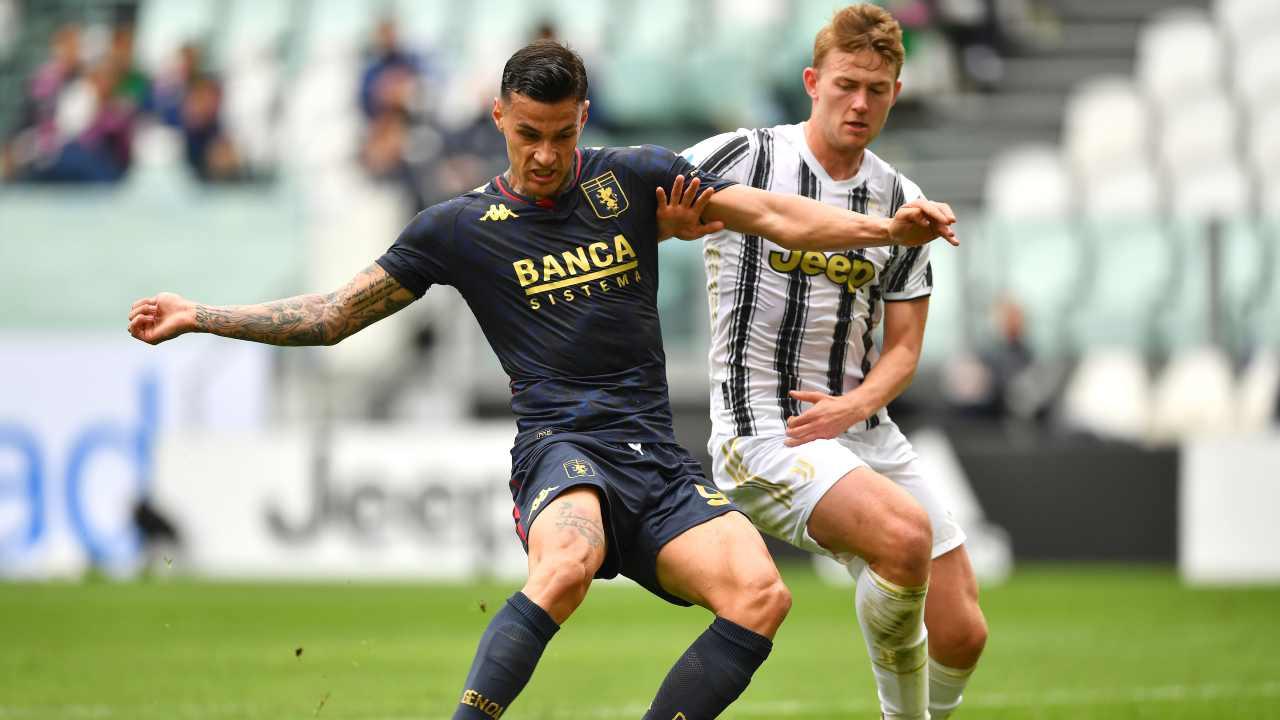 DIRETTA Serie A, Juventus-Genoa: segui la partita LIVE