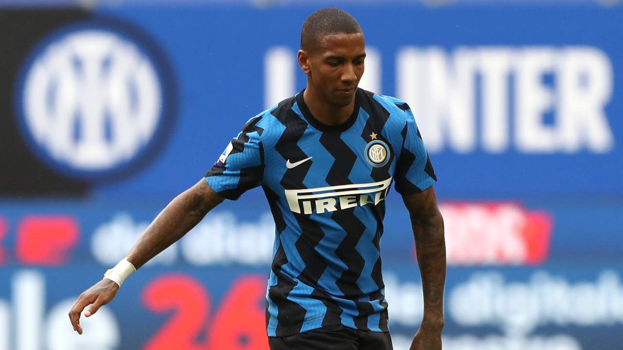 Ashley Young in campo