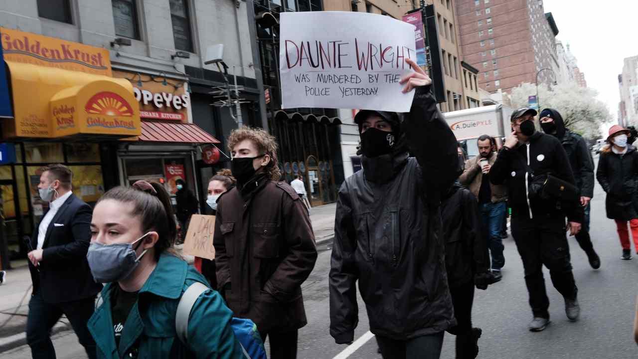 Proteste a Manhattan