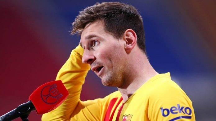 Lionel Messi intervistato