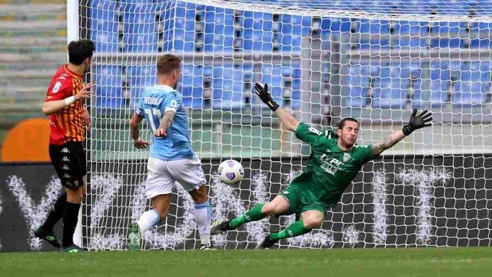 Lazio-Benevento