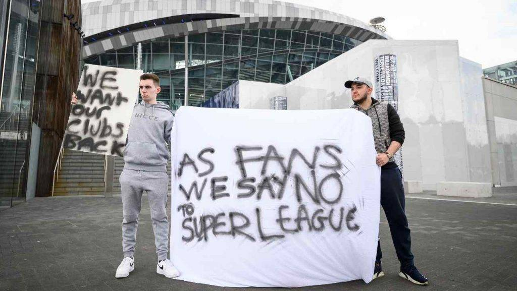 tifosi protestano