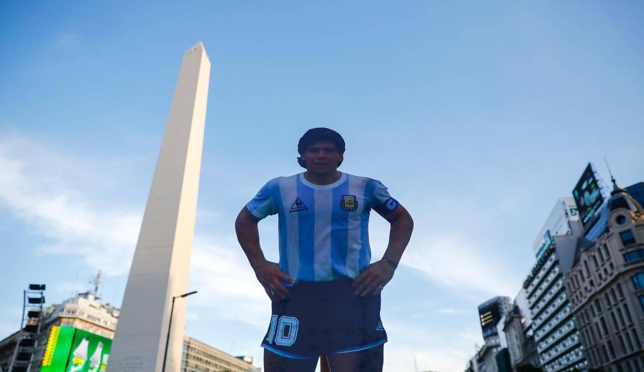 Maradona Morla Dalma Gianinna Claudia