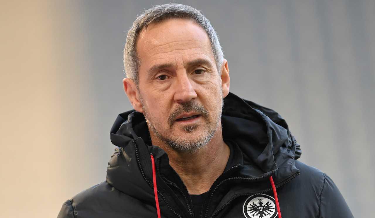 Hutter Eintracht Francoforte Borussia Moenchengladbach