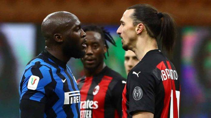 Inter Milan Ibrahimovic Lukaku sanzione beneficenza