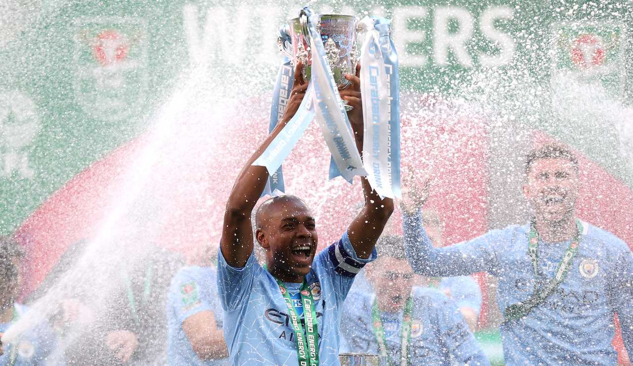 Manchester City coppe Champions League Europa League