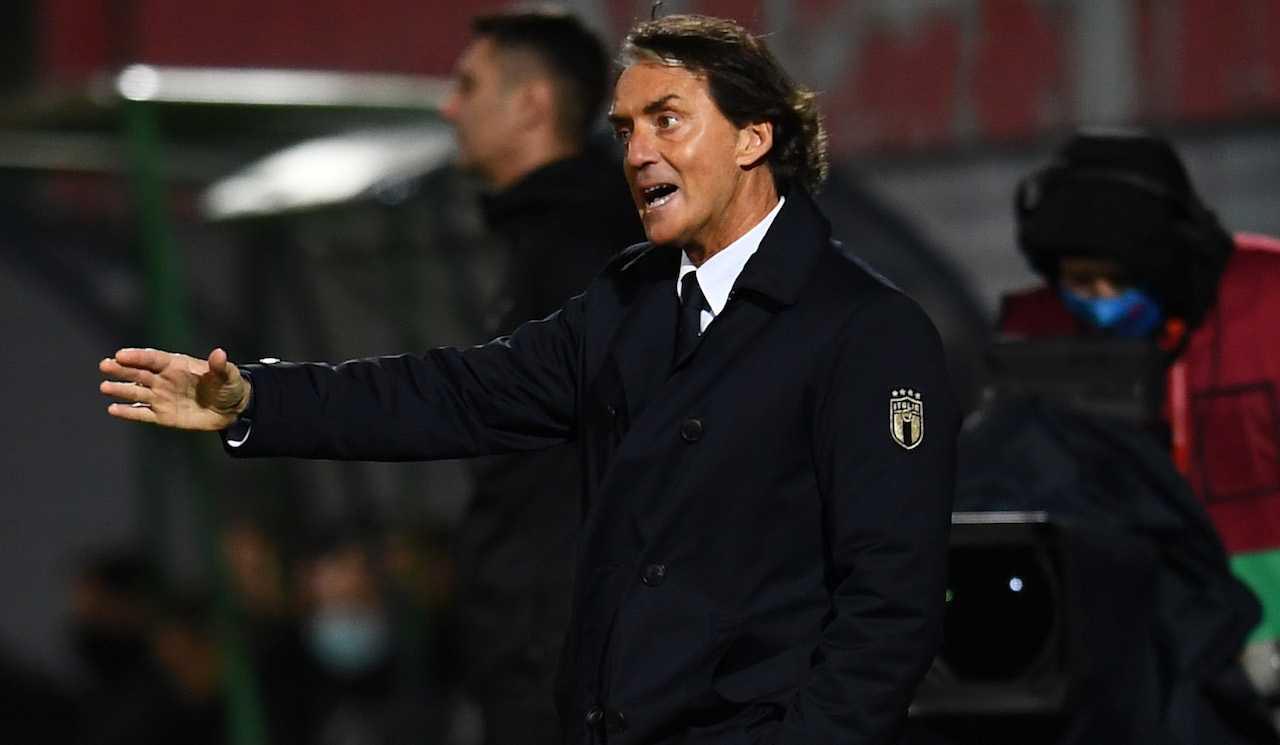 Roberto Mancini da indicazioni