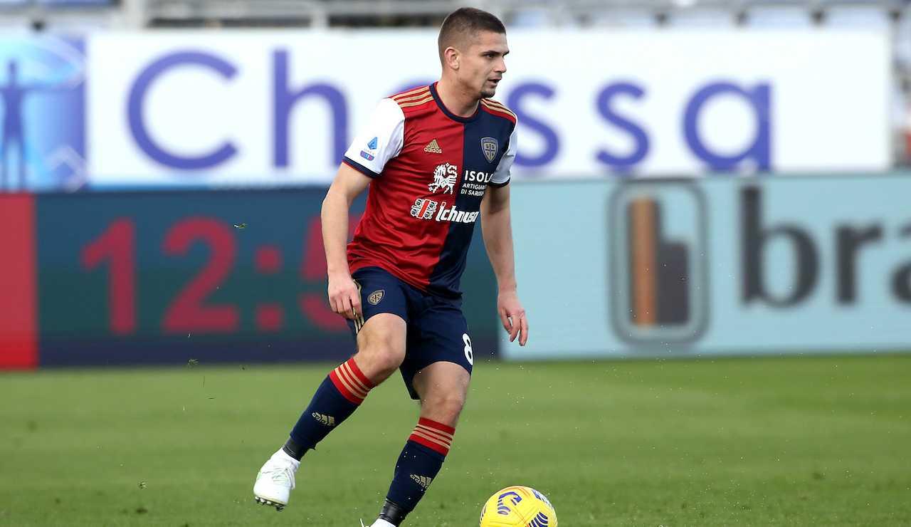 Marin Cagliari top 11 giornata 33