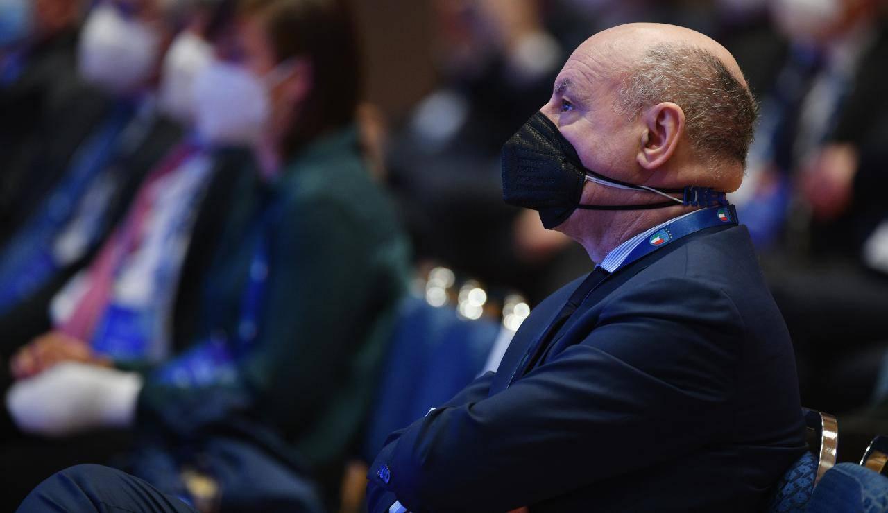 Beppe Marotta potrebbe tornare alla Juventus