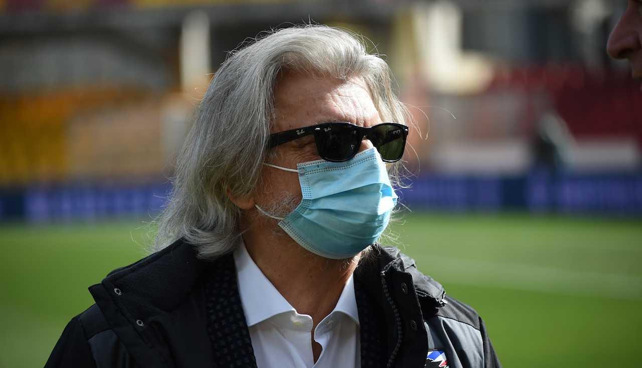 Ferrero Sampdoria Agnelli Juventus Superlega