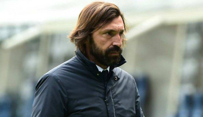 Juventus Pirlo deluso