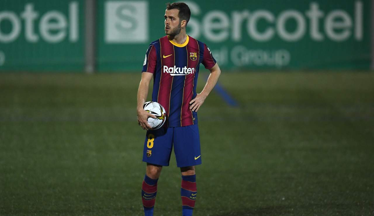 Barcellona Pjanic