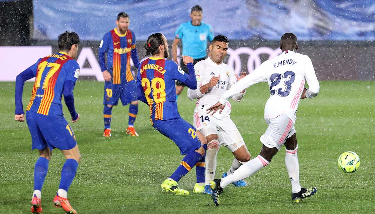 Real Madrid Barcellona coppe europee