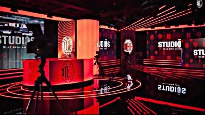 Milan, gli studi televisivi