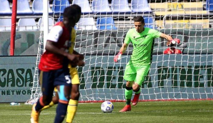 Silvestri Verona top 11 serie A giornata 29