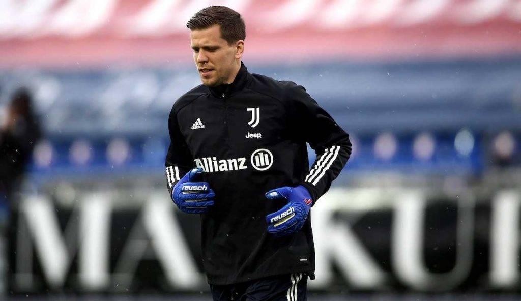 Morata Dybala Szczesny precari Juventus